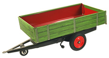 Single - Axle Trailer for Fendt