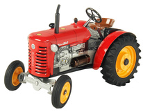 ZETOR 25 A Tractor red